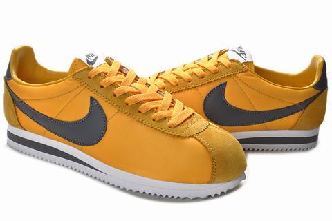 nike cortez bleu et orange pas cher,chaussure nike cortez